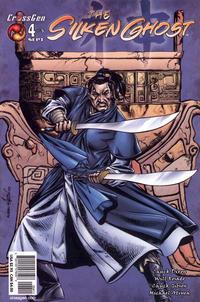 Cover Thumbnail for Silken Ghost (CrossGen, 2003 series) #4