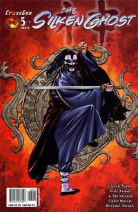 Cover Thumbnail for Silken Ghost (CrossGen, 2003 series) #5