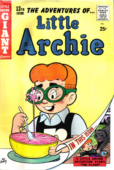 Cover for Little Archie Giant Comics (Archie, 1957 series) #13