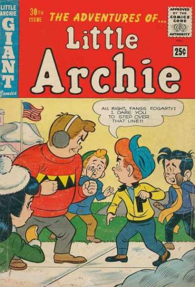 Cover for The Adventures of Little Archie (Archie, 1961 series) #30