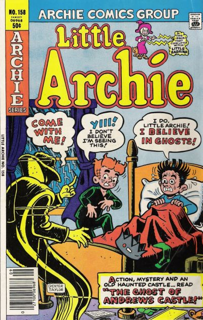 Cover for Little Archie (Archie, 1969 series) #158