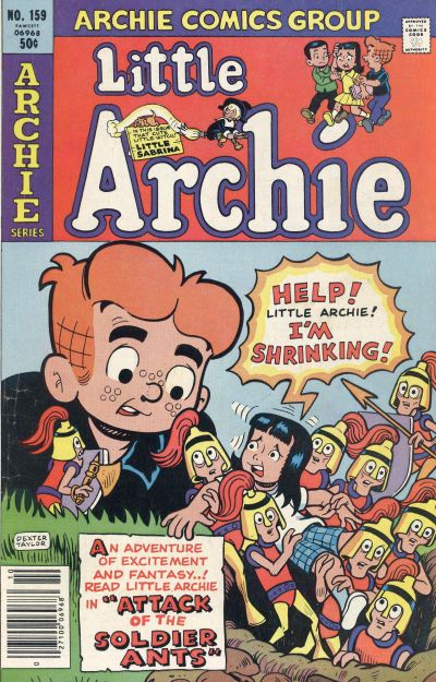 Cover for Little Archie (Archie, 1969 series) #159