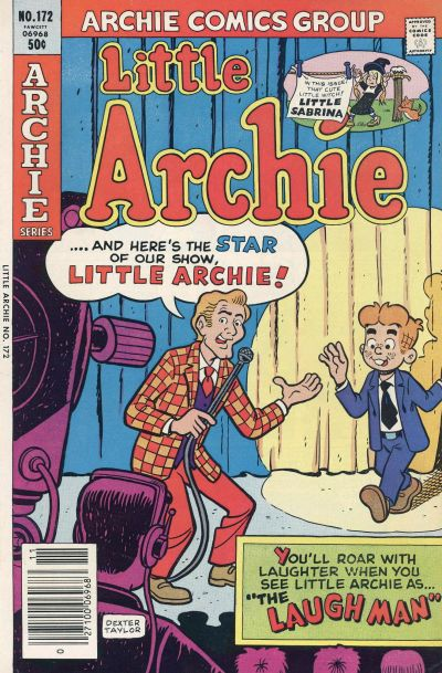 Cover for Little Archie (Archie, 1969 series) #172