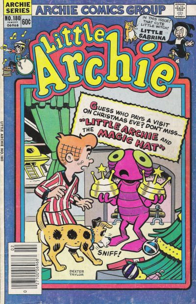 Cover for Little Archie (Archie, 1969 series) #180