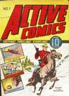 Cover for Active Comics (Bell Features, 1942 series) #1