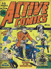 Cover for Active Comics (Bell Features, 1942 series) #6