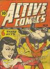 Cover for Active Comics (Bell Features, 1942 series) #16