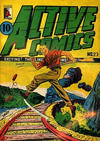 Cover for Active Comics (Bell Features, 1942 series) #23