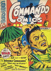 Cover for Commando Comics (Bell Features, 1942 series) #3