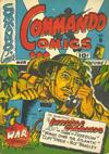 Cover for Commando Comics (Bell Features, 1942 series) #6