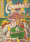 Cover for Commando Comics (Bell Features, 1942 series) #7