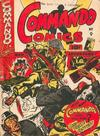 Cover for Commando Comics (Bell Features, 1942 series) #9