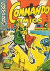 Cover for Commando Comics (Bell Features, 1942 series) #14