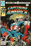 Cover for Capitaine America (Editions Héritage, 1970 series) #132/133