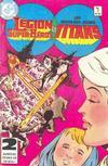Cover for La Légion des Super Héros et les Nouveaux Jeunes Titans (Editions Héritage, 1984 series) #7