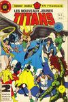 Cover for Les Nouveaux Jeunes Titans (Editions Héritage, 1984 series) #2