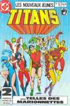 Cover for Les Nouveaux Jeunes Titans (Editions Héritage, 1984 series) #5