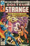 Cover for Docteur Strange (Editions Héritage, 1979 series) #9/10