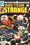 Cover for Docteur Strange (Editions Héritage, 1979 series) #21/22