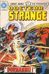 Cover for Docteur Strange (Editions Héritage, 1979 series) #27/28