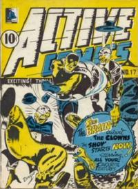 Cover Thumbnail for Active Comics (Bell Features, 1942 series) #17