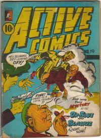 Cover Thumbnail for Active Comics (Bell Features, 1942 series) #19