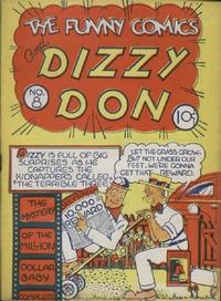 Cover Thumbnail for The Funny Comics (Bell Features, 1942 series) #8
