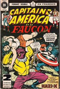 Cover Thumbnail for Capitaine America (Editions Héritage, 1970 series) #70/71