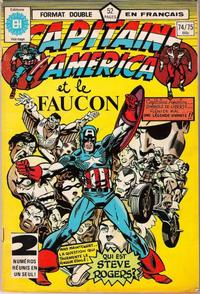 Cover Thumbnail for Capitaine America (Editions Héritage, 1970 series) #74/75