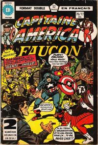 Cover Thumbnail for Capitaine America (Editions Héritage, 1970 series) #76/77