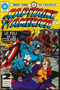 Cover Thumbnail for Capitaine America (Editions Héritage, 1970 series) #90/91