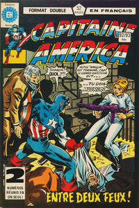 Cover Thumbnail for Capitaine America (Editions Héritage, 1970 series) #92/93