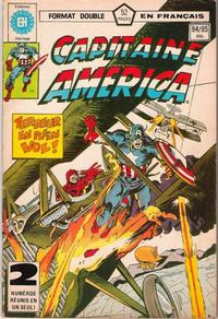 Cover Thumbnail for Capitaine America (Editions Héritage, 1970 series) #94/95