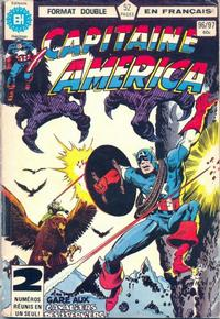 Cover Thumbnail for Capitaine America (Editions Héritage, 1970 series) #96/97