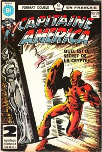 Cover Thumbnail for Capitaine America (Editions Héritage, 1970 series) #98/99