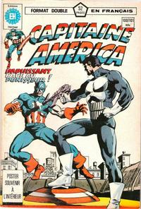 Cover Thumbnail for Capitaine America (Editions Héritage, 1970 series) #100/101