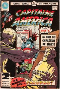 Cover Thumbnail for Capitaine America (Editions Héritage, 1970 series) #104/105