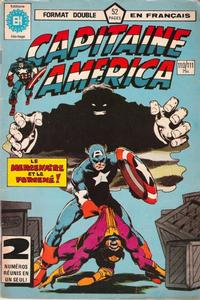 Cover Thumbnail for Capitaine America (Editions Héritage, 1970 series) #110/111