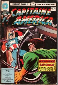 Cover Thumbnail for Capitaine America (Editions Héritage, 1970 series) #118/119