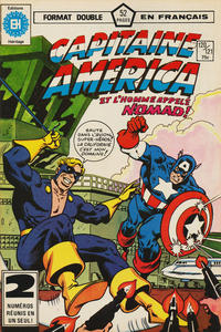 Cover Thumbnail for Capitaine America (Editions Héritage, 1970 series) #120/121