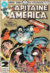 Cover Thumbnail for Capitaine America (Editions Héritage, 1970 series) #138/139