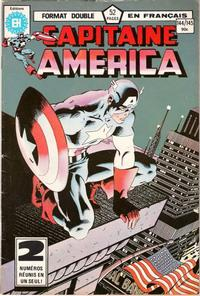 Cover Thumbnail for Capitaine America (Editions Héritage, 1970 series) #144/145