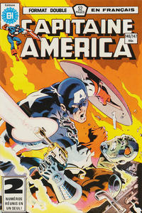 Cover Thumbnail for Capitaine America (Editions Héritage, 1970 series) #146/147