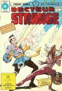 Cover Thumbnail for Docteur Strange (Editions Héritage, 1979 series) #23/24