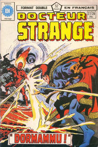 Cover Thumbnail for Docteur Strange (Editions Héritage, 1979 series) #27/28