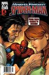 Cover for Marvel Knights Spider-Man (Marvel, 2004 series) #13 [Newsstand]