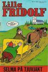 Cover for Lilla Fridolf (Semic, 1963 series) #13/1967