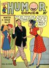 Cover for All Humor Comics (Quality Comics, 1946 series) #12
