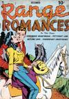 Cover for Range Romances (Quality Comics, 1949 series) #1