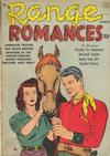 Cover for Range Romances (Quality Comics, 1949 series) #2